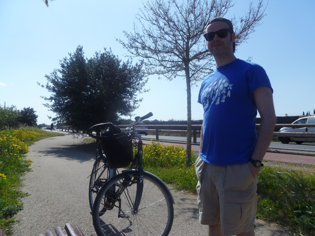 Cycling from S'Illot to Porto Cristo