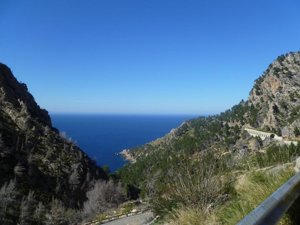 Views on the Serra de Tramuntana