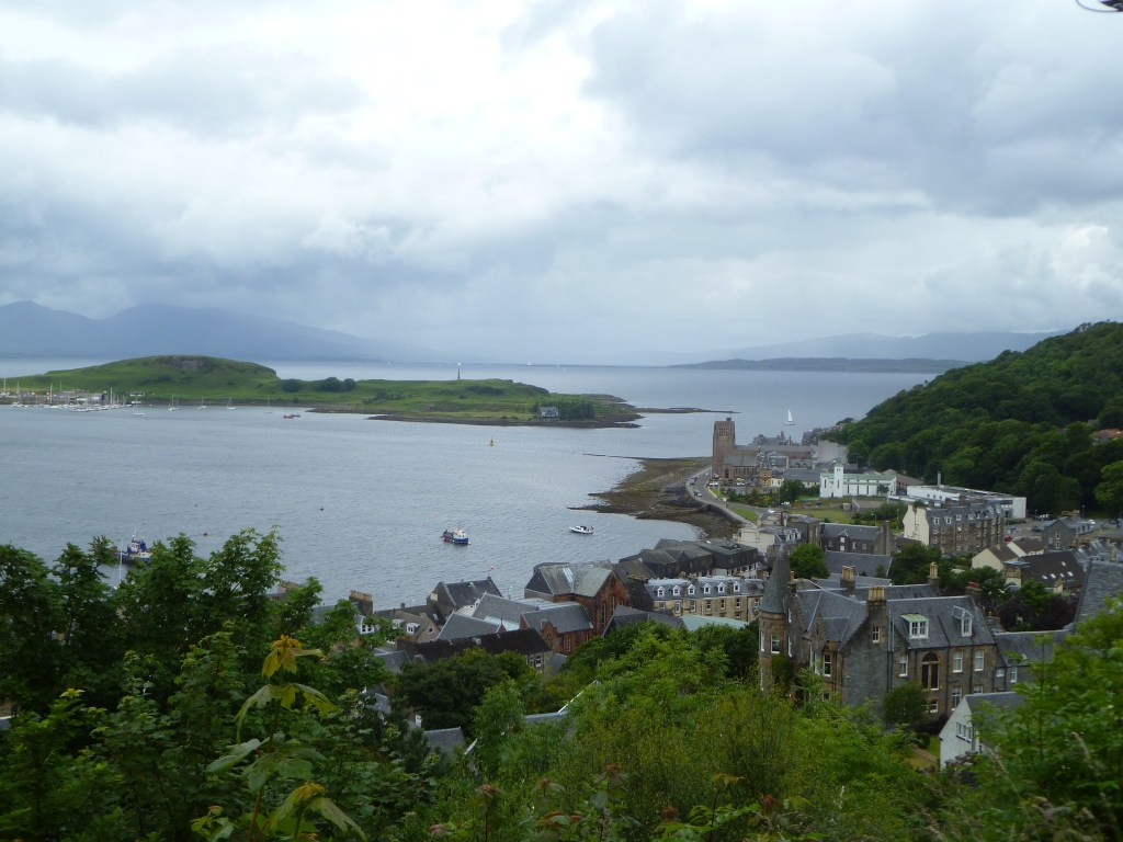 McCaig's Tower, overlooking Oban