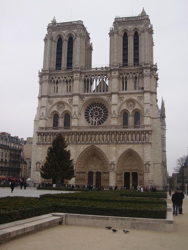 Cathedral of Notre-Dame de Paris , France