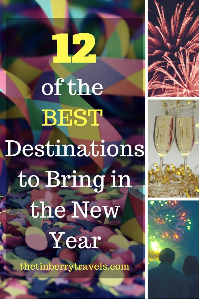 With New Year fast approaching we asked fellow travel bloggers to share their favourite New Year's Eve celebrations. How many have you experienced? #NewYearsEve