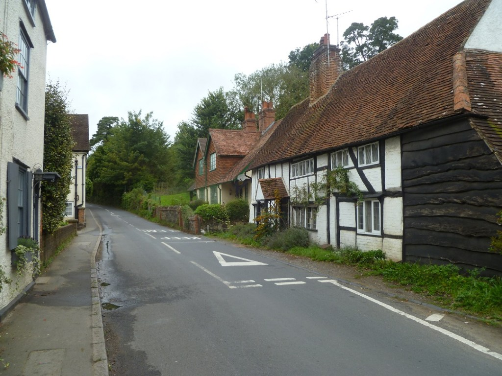Shere in Surrey England