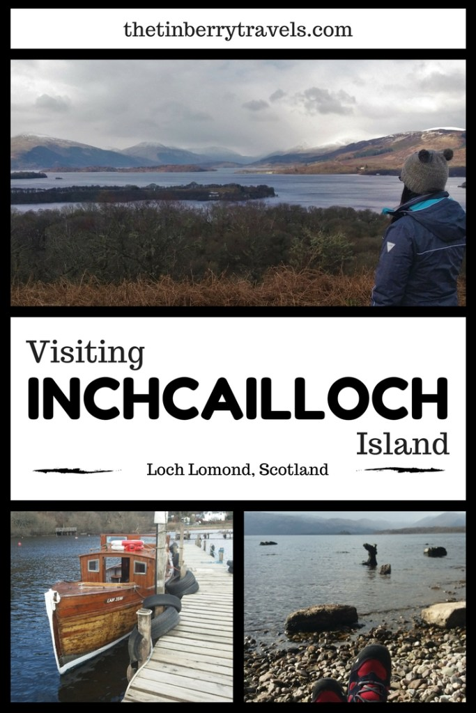 Here's our quick guide to visiting Inchcailloch Island in Loch Lomond and the Trossachs National Park in Scotland. Find out more about our trip, how to get there and why Inchcailloch is a great place to explore.    Day Trips from Glasgow   Travel in Scotland   #Europe #Scotland