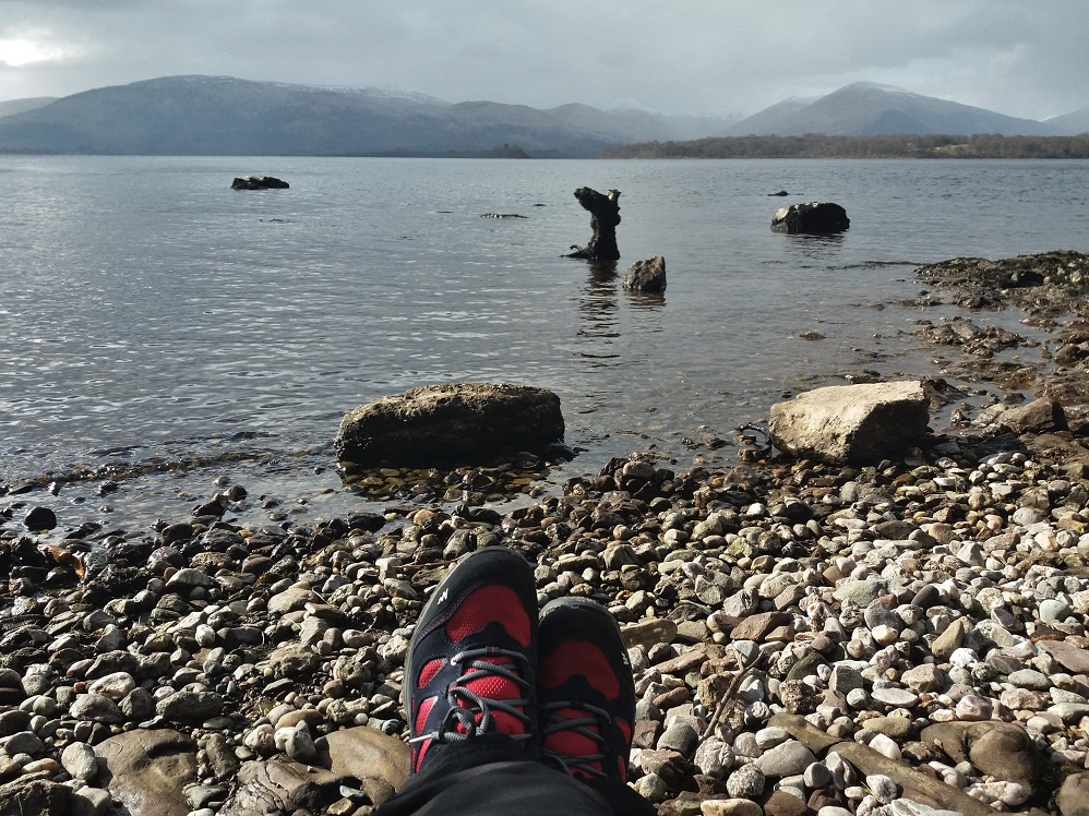Inchcailloch Island and pletty of good views