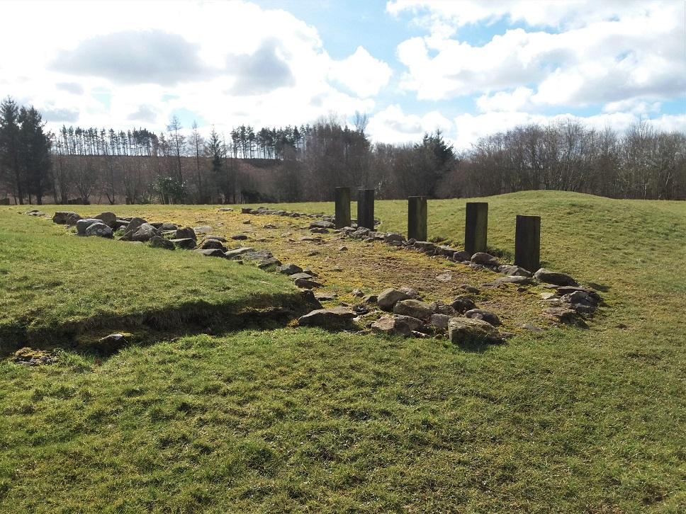 Kinneil Estate Roman Fortlet