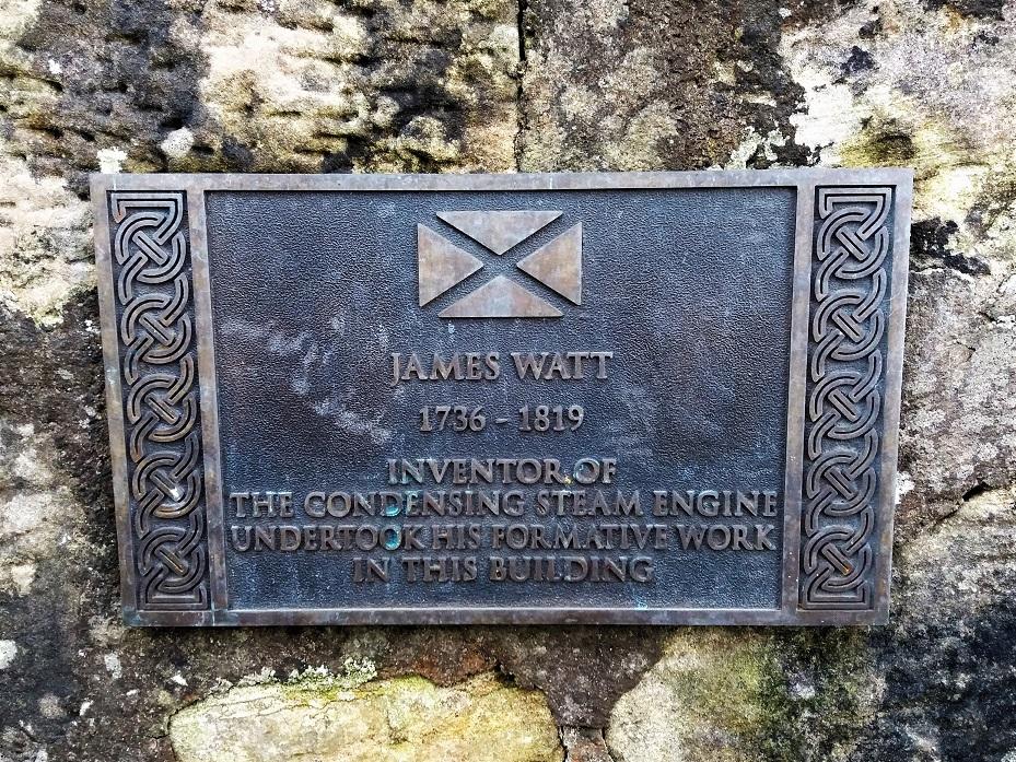 James Watt's Workshop at Kinneil House