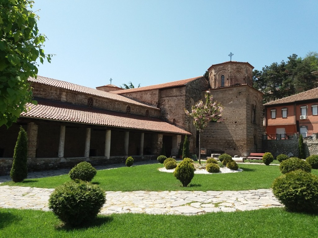 Church of Saint Sophia in Ohrid ,Macedonia
