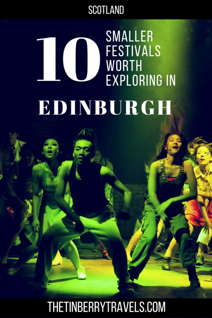 Edinburgh is famous for it's festival atmosphere and big name events but there's so much going on it's hard to choose what to do. Here's 10 smaller Edinburgh festivals well work a look! | Edinburgh Festivals | Scotland | #Edinburgh #Scotland