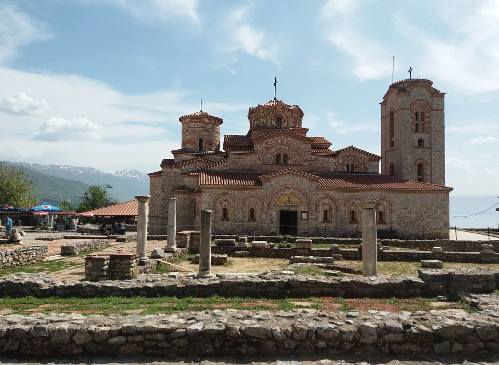 Church of St Clements Ohrid,Macedonia