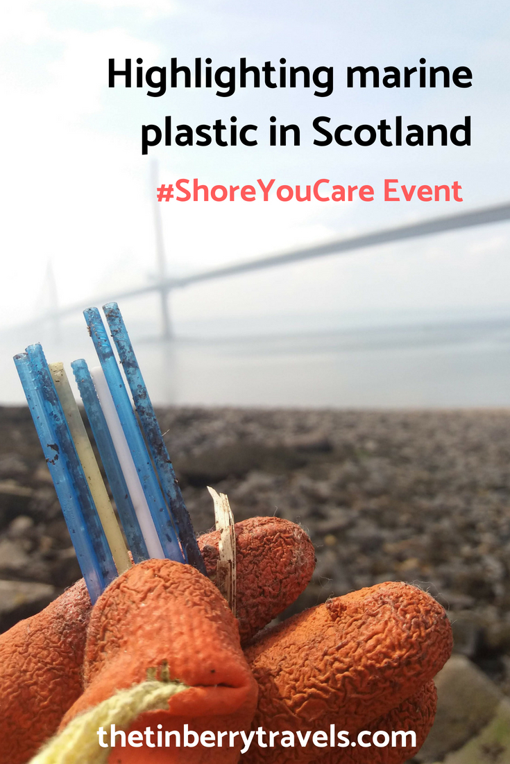 Scotland has so many beautiful places but we all need to help protect them! We recently joined the Shore You Care event to learn about plastic pollution in Scotland and the steps we can all take to reduce our impacts and engage in sustainable travel. #Scotland #SustainableTravel #ShoreYouCare