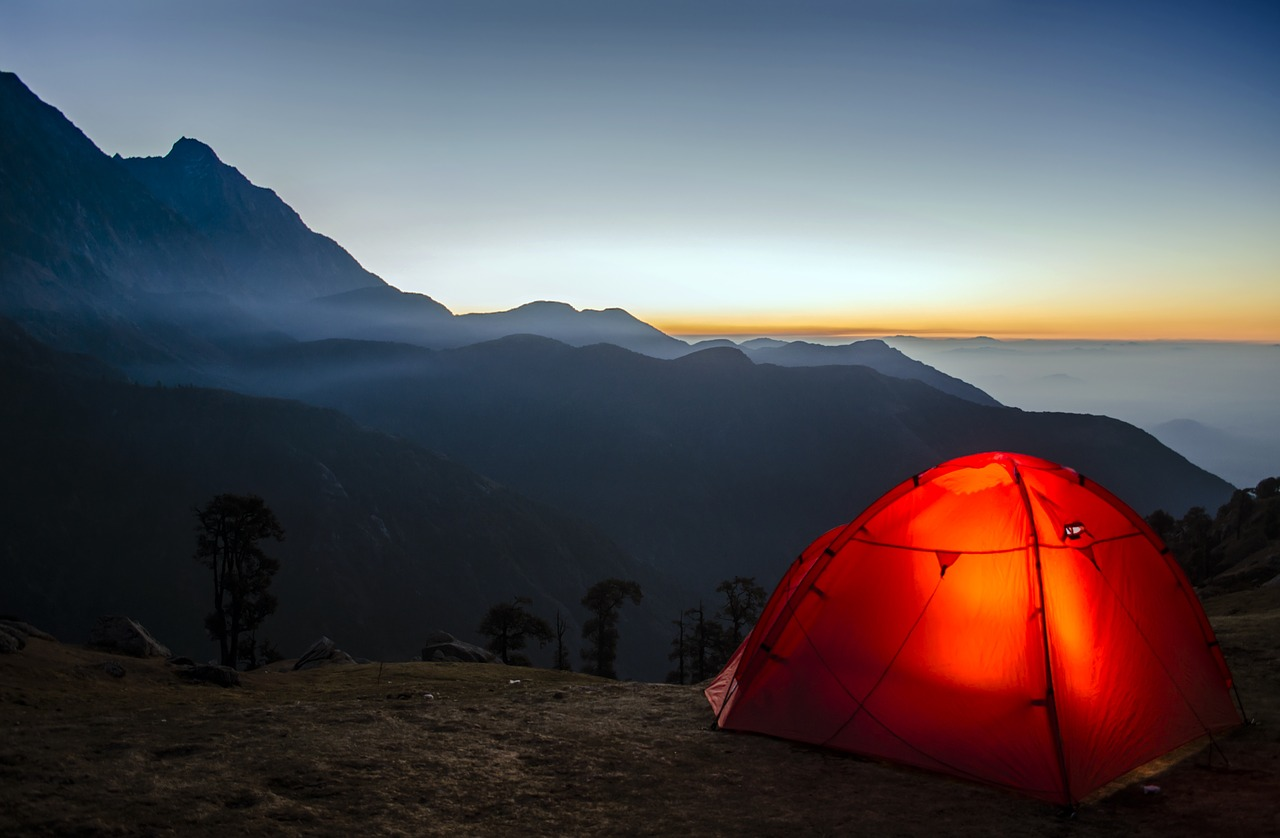 Reducing your Environmental Impact while camping