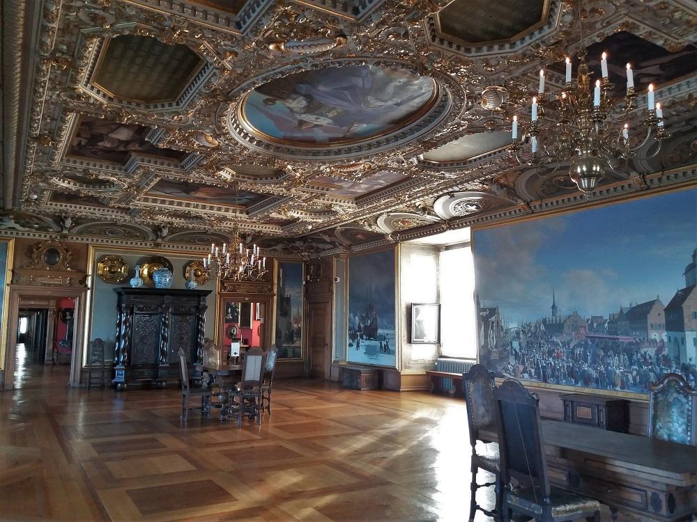 Frederiksborg Slot Interiors