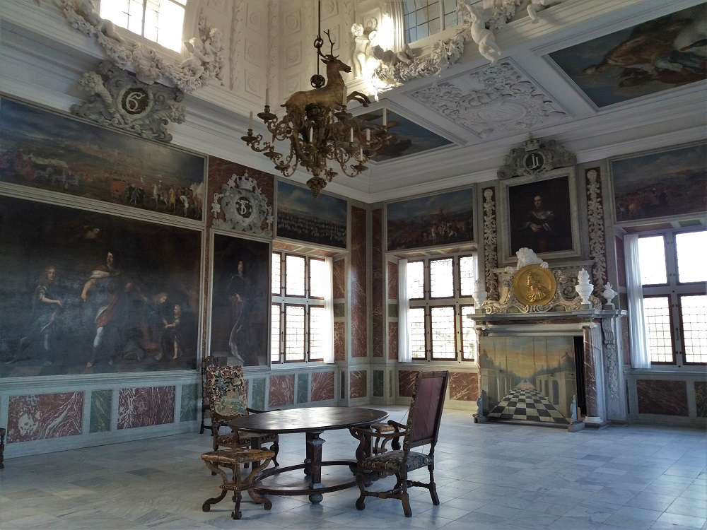 Frederiksborg Slot Interior Room
