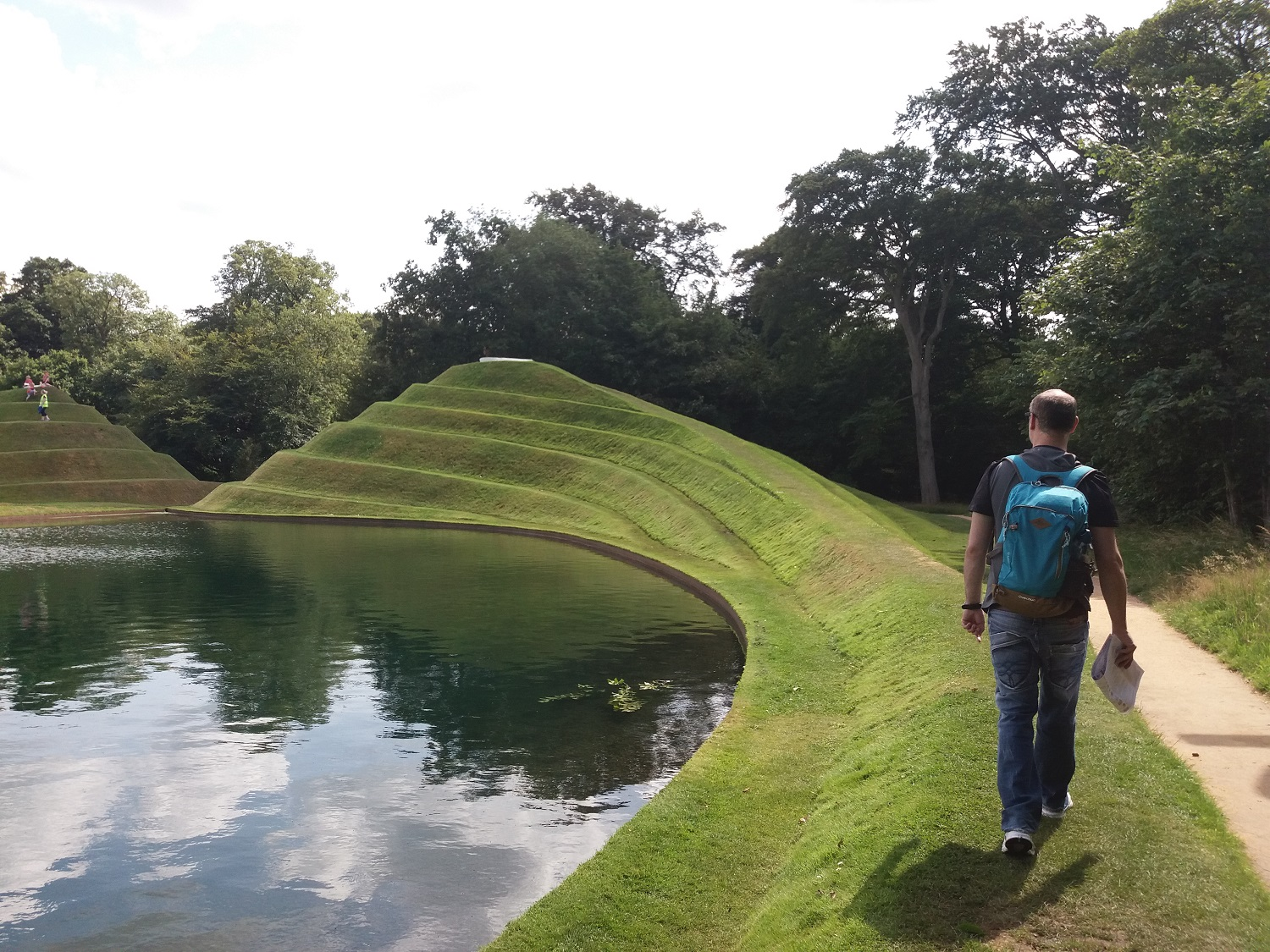 Jupiter Artland near Edinburgh