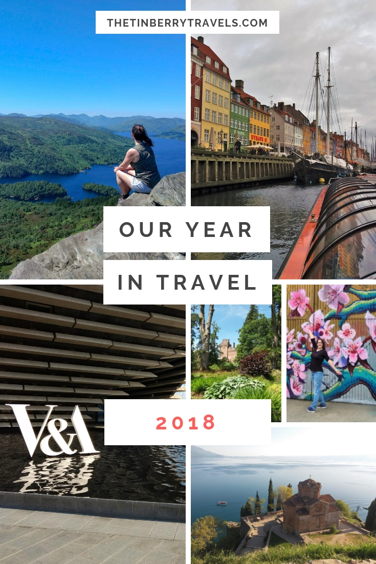 We packed a lot into 2018 and found lots of new favourite places both around Scotland and on our international escapades. Here's our 2018 travel review! | #2018Travel
