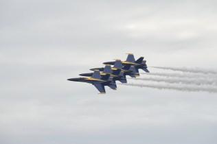 US Navy Blue Angels F/A-18