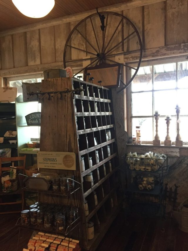 Country Store at Weston Red Barn Farm Weston Missouri