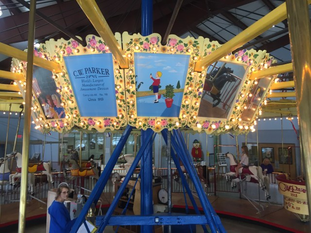 The Carousel Museum in Historic Downtown Leavenworth Kansas