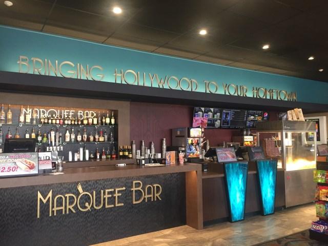 Movie theater in Historic Downtown Leavenworth Kansas