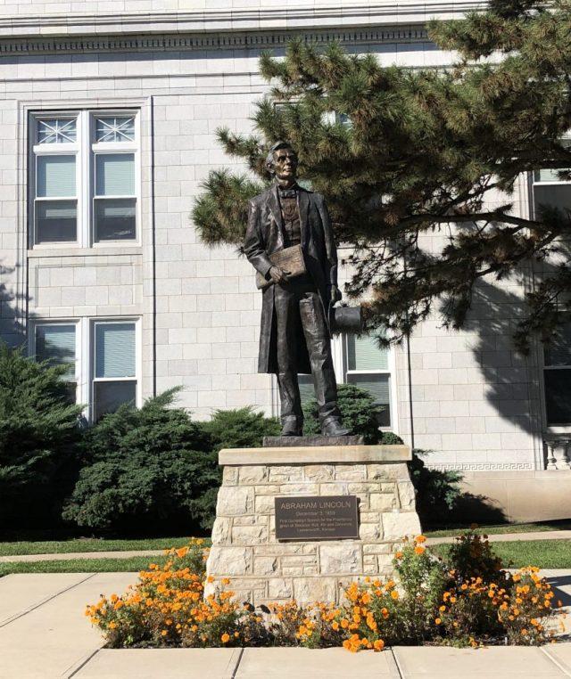 Historic Downtown Leavenworth Kansas