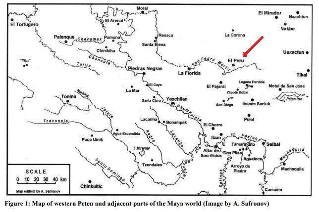 Study Areas: Peru, Yucatan Peninsula, Four Corners Region