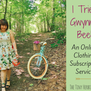 I Tried Gwynnie Bee: An Online Subscription Service