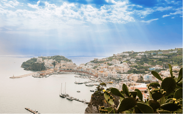 Ponza - The beautiful Italian island you've probably never heard of