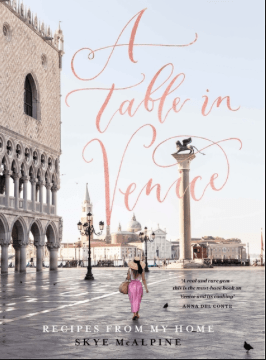 Skye McAlpine - A table in Venice