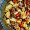Puglian Lamb and Potato stew