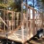 Framing My Tiny House