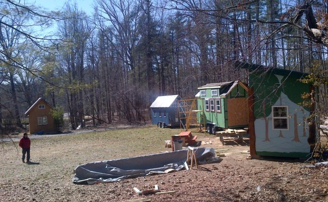 Tiny House Community In North Carolina