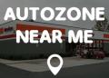 Autozone Near Me