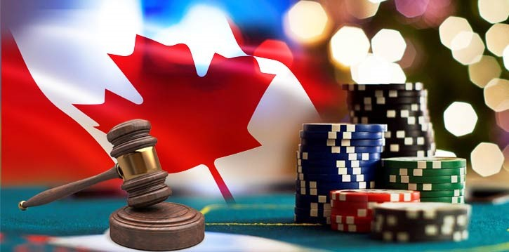 How to get online gambling license in Canada
