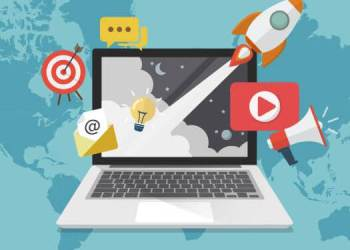 What are the different types of digital marketing?
