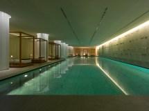 Bulgari Hotel London Pool Swimming