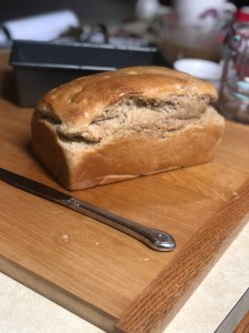 Honey Wheat Bread with The Prepared Pantry