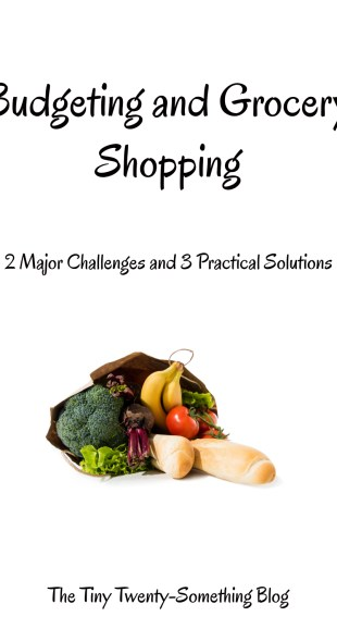 Grocery Shopping and Budgeting