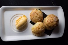 Pansito ~ Chipa Pan, Manchego, Sweet Potato Butter (photo by Chamere Orr)