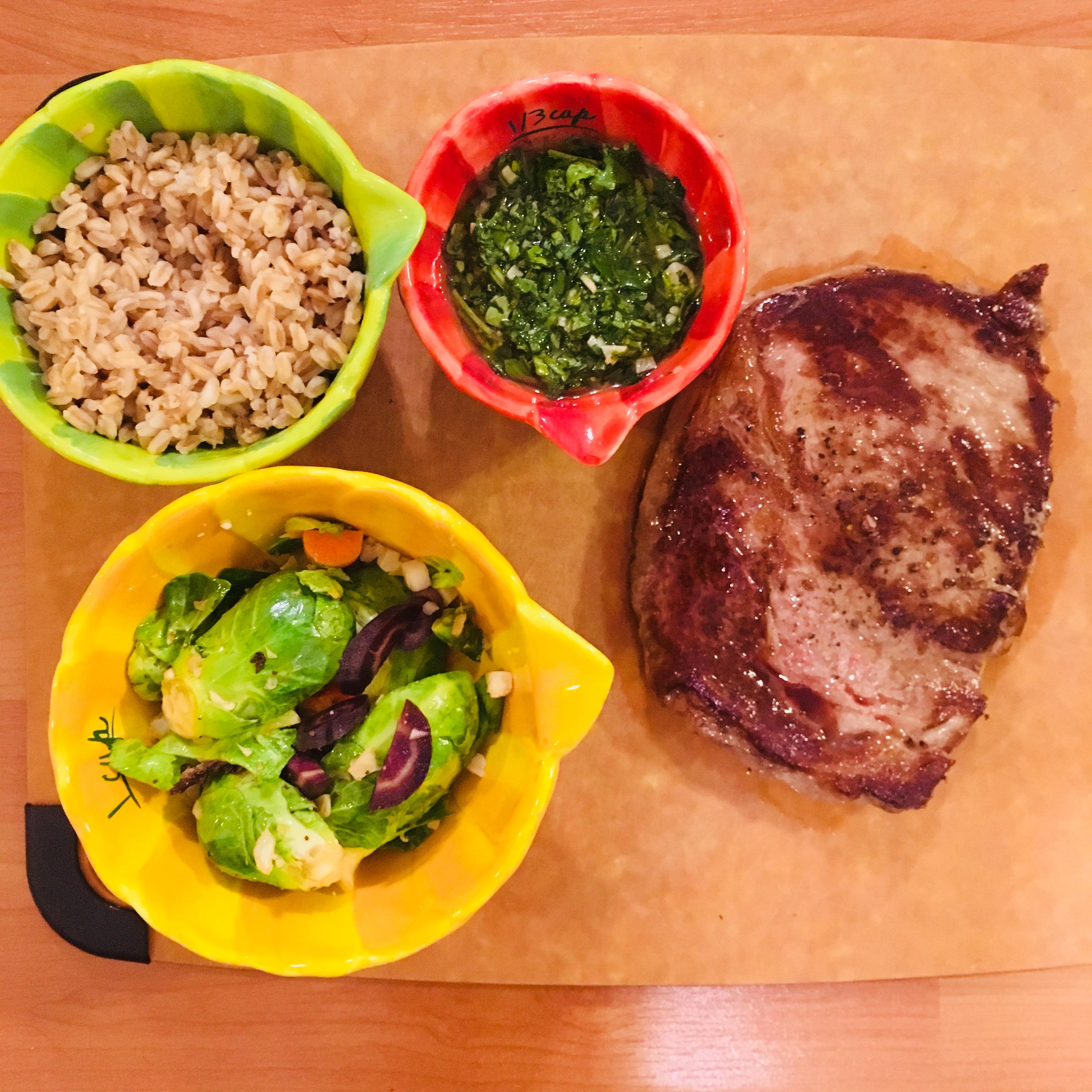 Steak_Chimichurri_Farro_Veggies