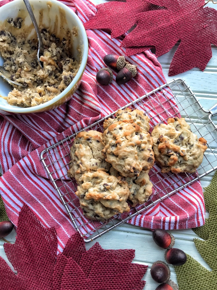 Walnuts and Chocolate Chips