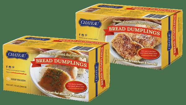 Chateau Bread Dumplings