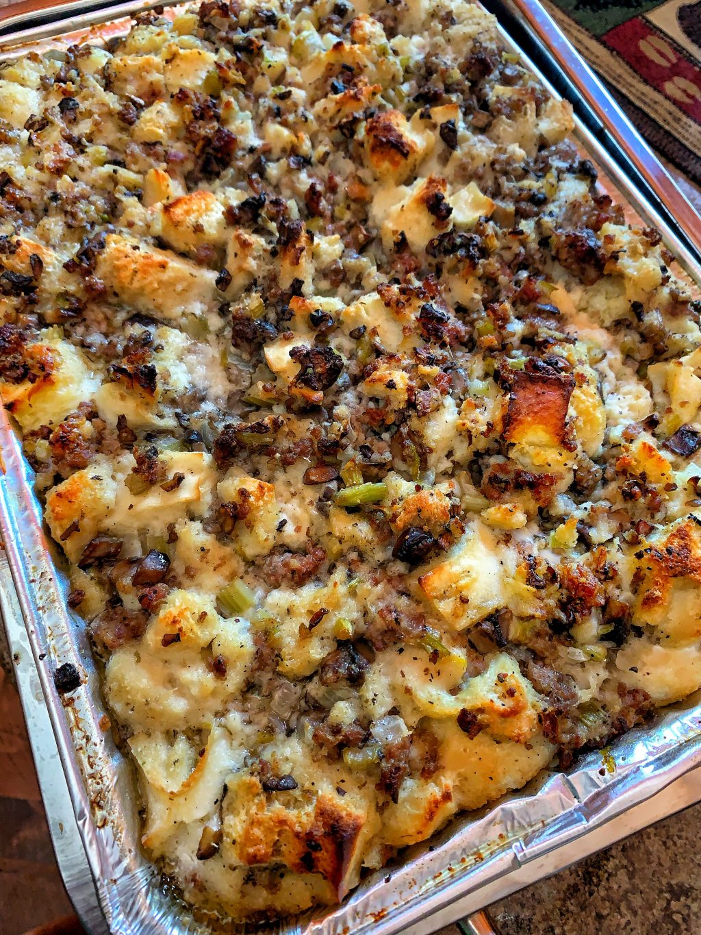WORLD S BEST THANKSGIVING STUFFING THE TIPSY HOUSEWIFE