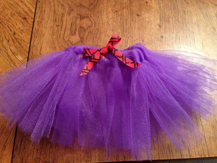 Finished tutu for your American Girl
