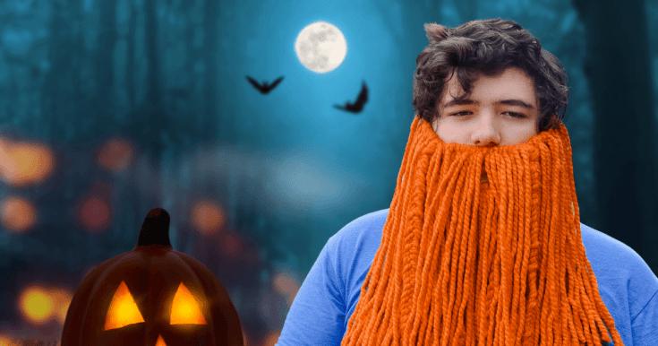 How to Make a Yarn Beard
