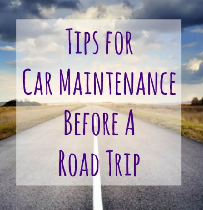 Tips for Car Maintenance before Your Summer Road Trip #DaretoCompare #ad   The TipToe Fairy
