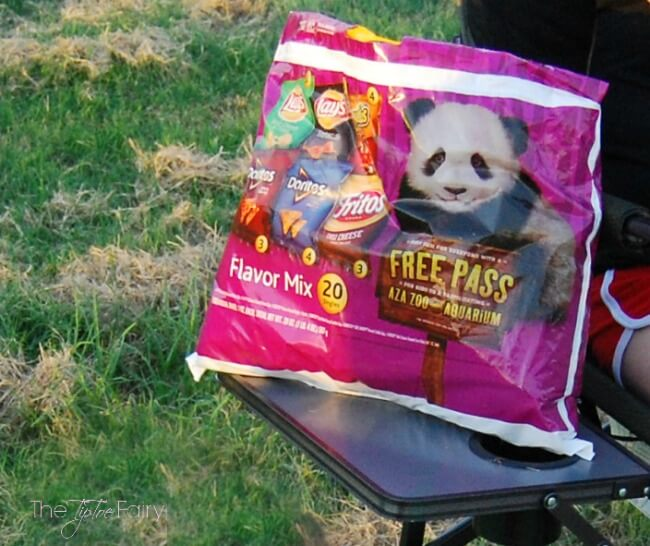 What's your summer adventure? Get a free kid's ticket to an AZA zoo or aquarium with @Frito-Lay #ad   The TipToe Fairy
