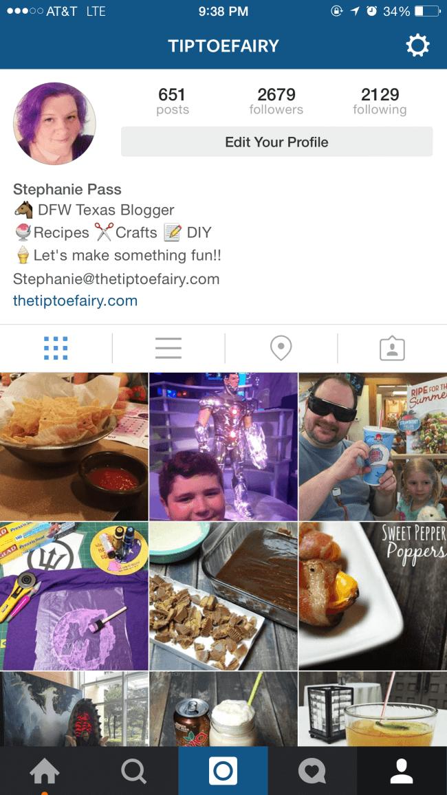 Grow Your Instagram Followers Organically! | The TipToe Fairy