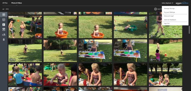 Need to save lots of photos? Check out Amazon Cloud Drive! #AMZNCloudDrive #ad   The TipToe Fairy