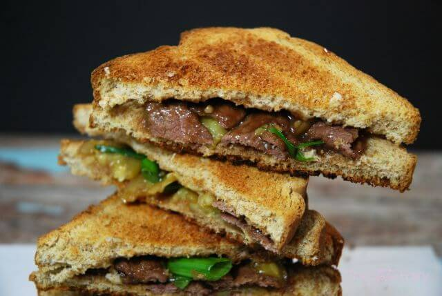 THREE Scrumptious Sandwich Ideas - perfect for lunch or any time! #ad   The TipToe Fairy