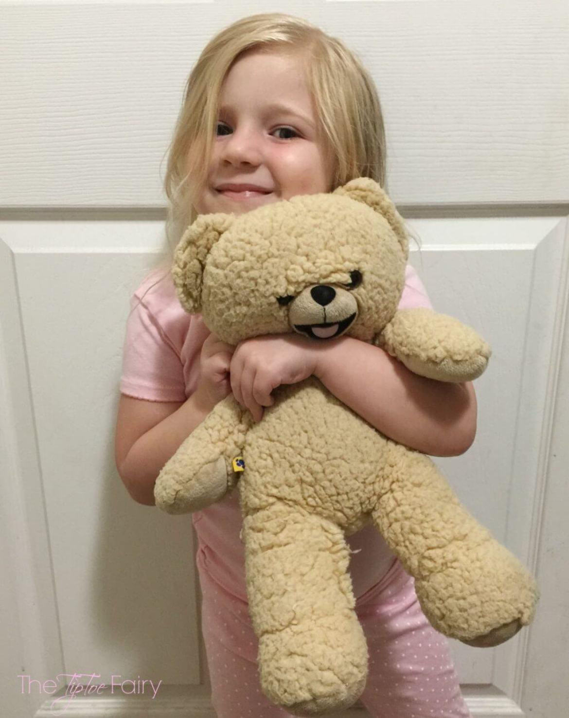DIY Snuggle Bear Teddy Bear Princess Dress #ad #ShareABear | The ...